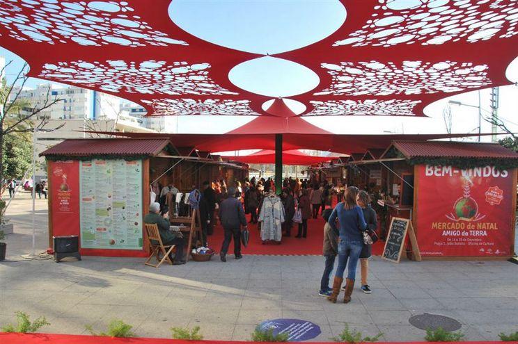 Almada tem mercado amigo da terra e das pessoas